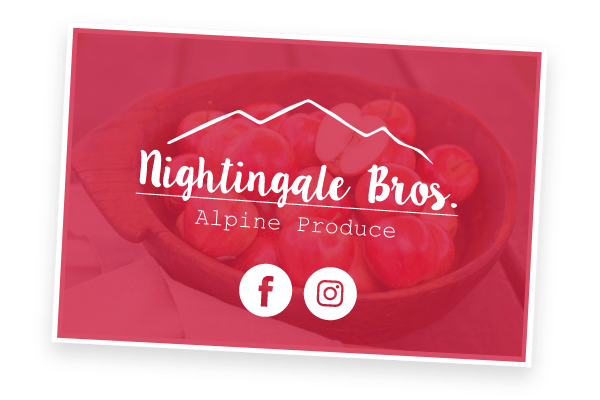 Nightingale Bros. on Instagram and Facebook